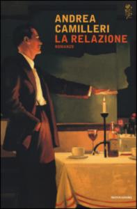 La relazione Andrea Camilleri copertina