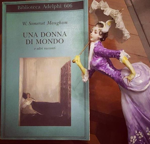 una donna di mondo e altri racconti william somerset maugham