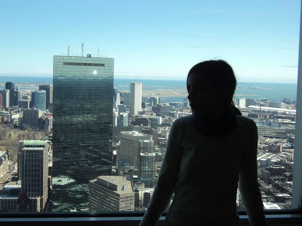 Viaggio a Boston 2014