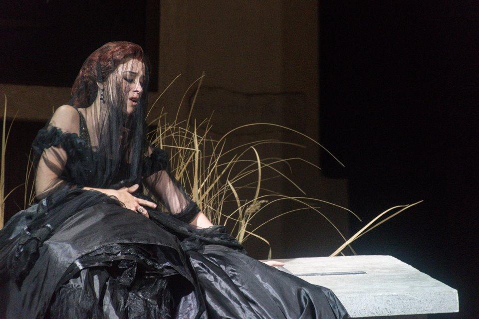 Leonor Bonilla in Giulietta e Romeo Ph Marta Massafra