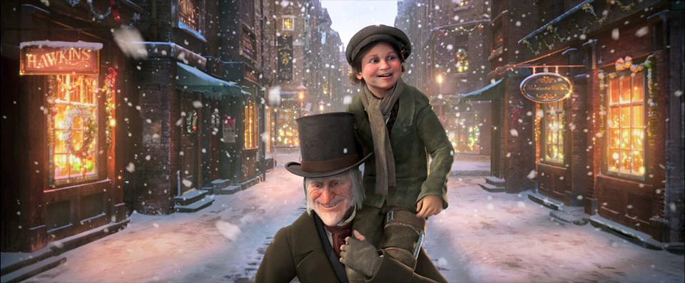 dickens a christmas carol film 2009
