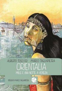 orientalia mille e una notte a venezia graphic novel
