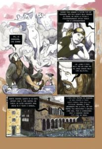 orientalia graphic novel