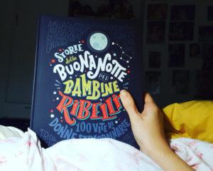 storie della buonanotte per bambini ribelli copertina