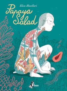 papaya salad copertina